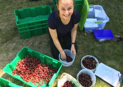Jenna, OFTP coordinator extraordinaire!