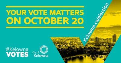Meet Your Municipal Election Candidates – Kelowna!